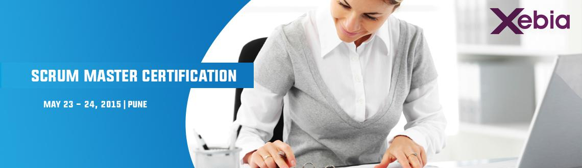 Book Online Tickets for Scrum Master Certification (CSM) l 23 - , Pune. AllScrum Master Certification(CSM) courses are taught by Certified Scrum Trainers. Attending aScrum Master CertificationTraining , passing the CSM test, and accepting the license agreement designates you as a Certified Scrum Master,