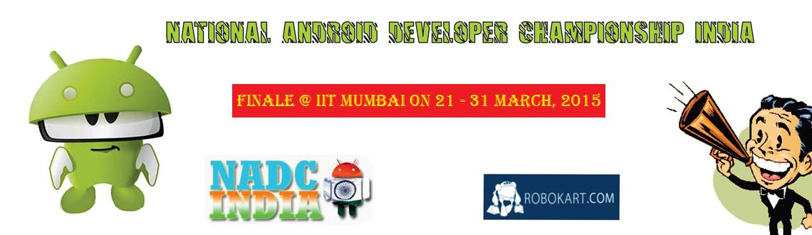 Book Online Tickets for NADC India Zonal Winner / Wild Card Entr, Mumbai. Dear Students,