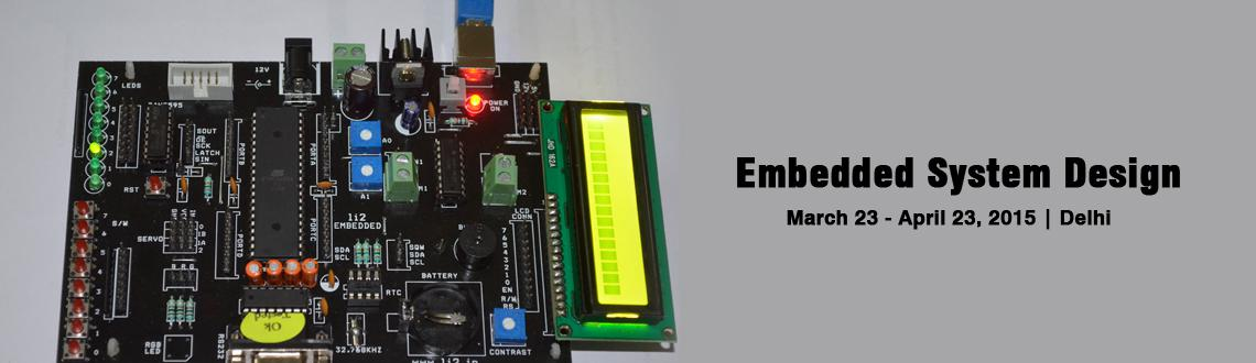Summer Internship in Embedded System Design  By Micro Incept Technologies Pvt.Ltd.