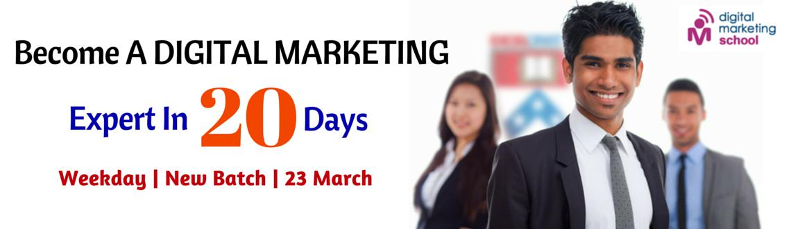 Book Online Tickets for Executive Program In Digital Marketing , Hyderabad. 