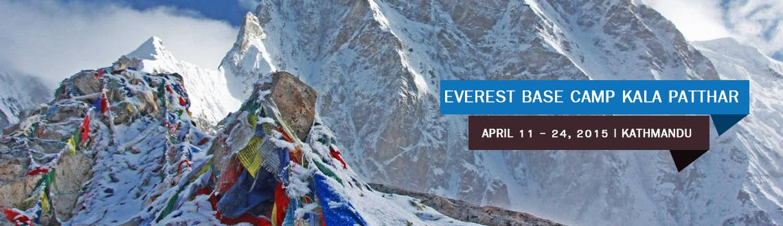 "Book Online Tickets for Everest Base camp  Kala Patthar Trek Cop, Kathmandu. Mt Everest does not need any introduction, the highest peak in the world is not only the most sort after mountain to climb; even the Trek to Base Camp is equally popular. It is referred as 'Mother of all Treks"" The sheer presence of the w"