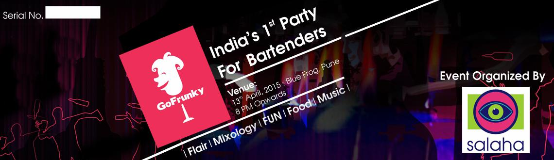 Indias 1st Party for Bartenders