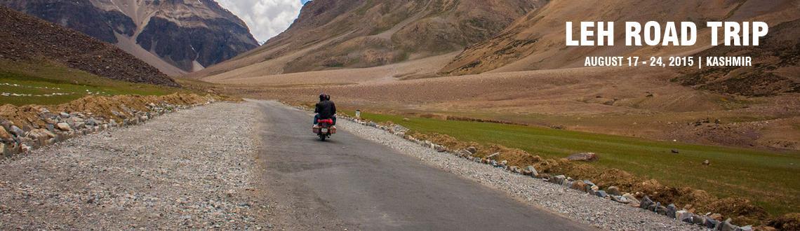 Leh Road Trip