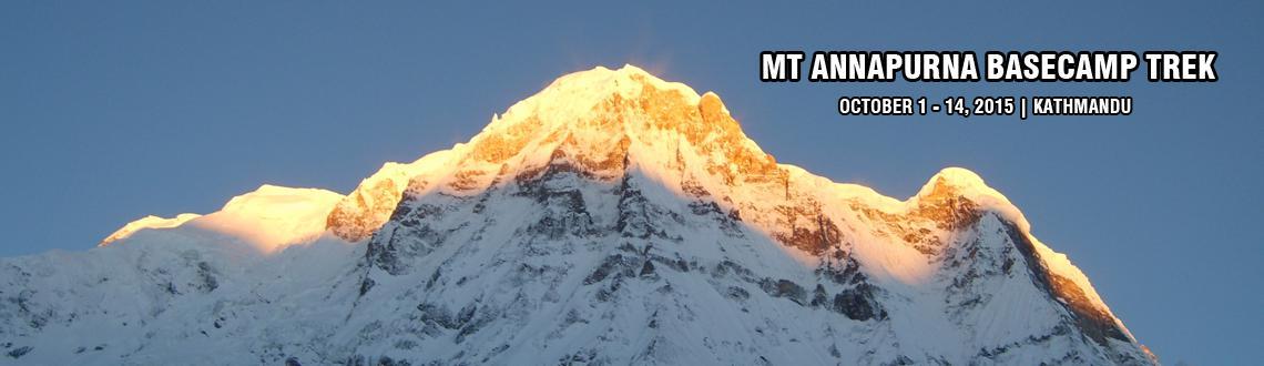 Book Online Tickets for Mt Annapurna Basecamp Trek, Kathmandu. Annapurna is a Sanskrit name which means \\\