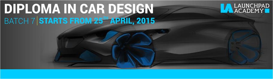Diploma in Car Design (Batch 7)