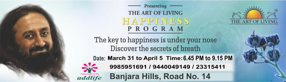 The Art of Living - The Happiness Program