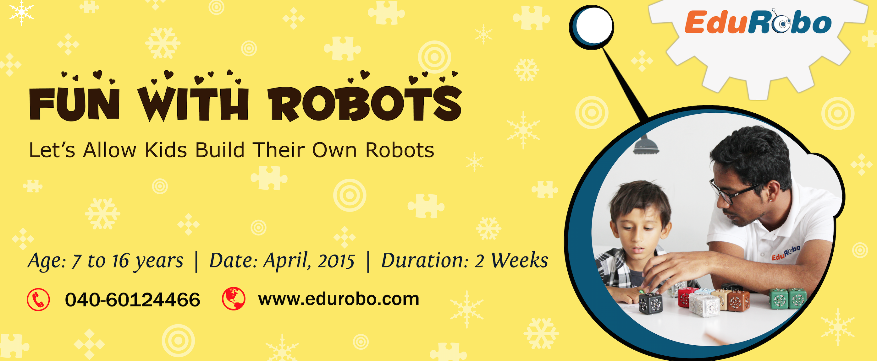 Fun with Robots - Summer Camp