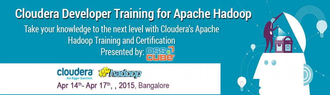 Cloudera Developer Training and Certification for Apache Hadoop
