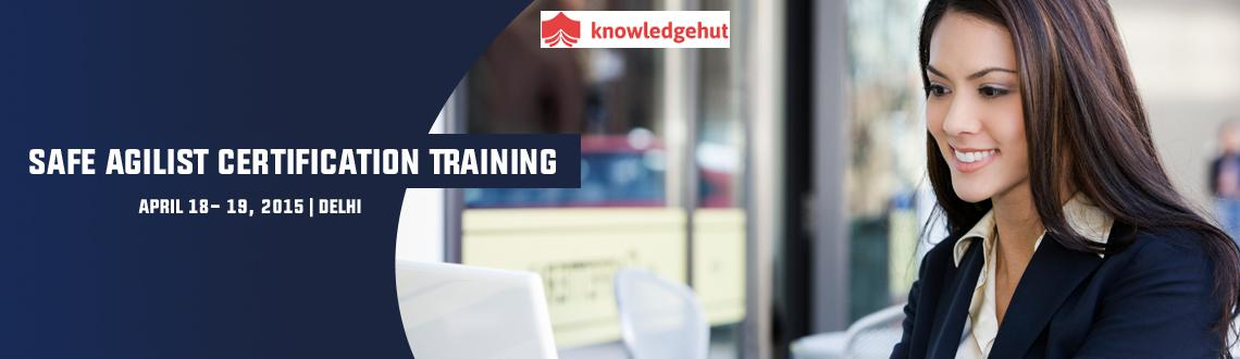 Book Online Tickets for SAFe Agilist Certification Training in D, NewDelhi.  SAFe Agilist Certification Training in Delhi, India  http://www.knowledgehut.com/agile-management/safe-agilist-certification-training-delhi/55013d4fe0dcc Course Overview:  Successful application of Lean/Agile principles and p