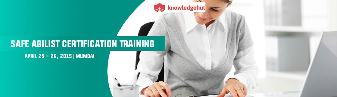 SAFe Agilist Certification Training in Mumbai, India