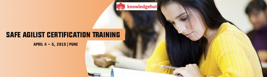 Book Online Tickets for SAFe Agilist Certification Training in P, Pune.  SAFe Agilist Certification Training in Pune, India  http://www.knowledgehut.com/agile-management/safe-agilist-certification-training-pune/55013c67e7782 Course Overview:  Successful application of Lean/Agile principles and pra