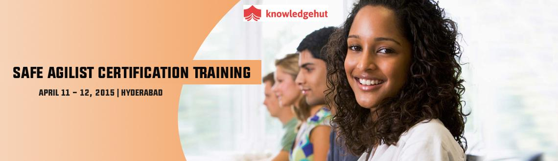SAFe Agilist Certification Training in Hyderabad, India