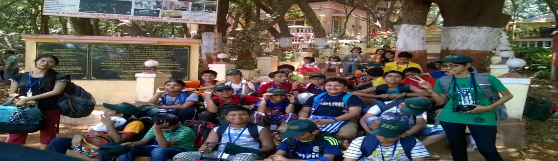 Childrens Adventure Camp 2015