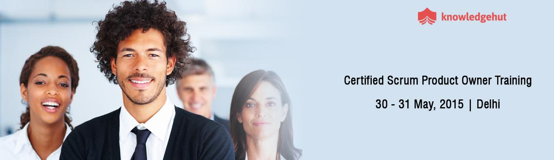 Book Online Tickets for Certified Scrum Product Owner Training (, NewDelhi.  Certified Scrum Product Owner Training (CSPO®) in Delhi, India http://www.knowledgehut.com/agile-management/cspo-certification-training-delhi/TCL7394 Course Overview:  A Certified Scrum Product Owner (CSPO) is one who has deep u