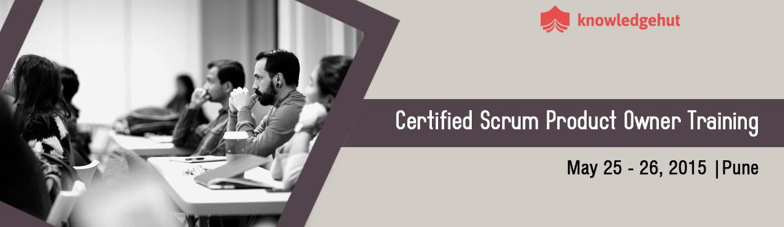 Certified Scrum Product Owner Training (CSPO) in Pune, India