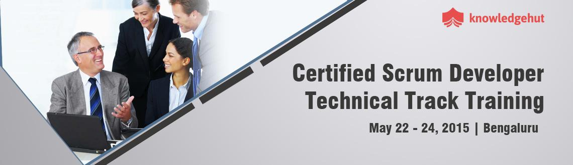 Certified Scrum Developer Technical Track Training in Bangalore, India