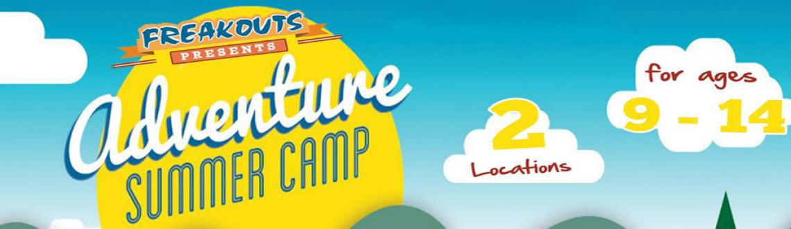 Book Online Tickets for Freakouts Summer Adventure Camp for kids, chittoor. The adventure camps have been classified into two based on the activities & skillsets @ two different locations. Choose your pick or contact us to make a choice !