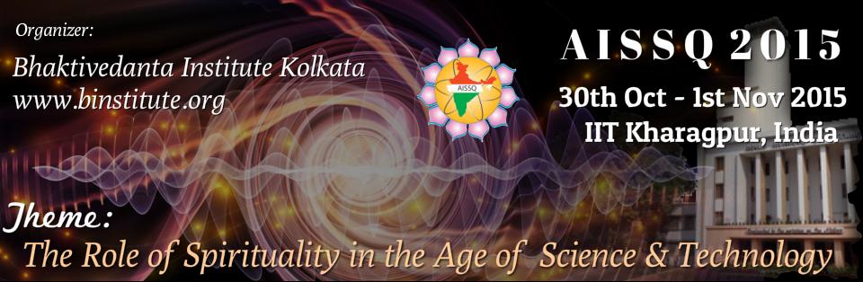 All India Students Conference on Science and Spiritual Quest-2015