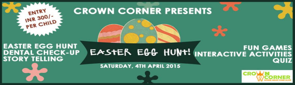 Easter Egg Hunt At Crown Corner