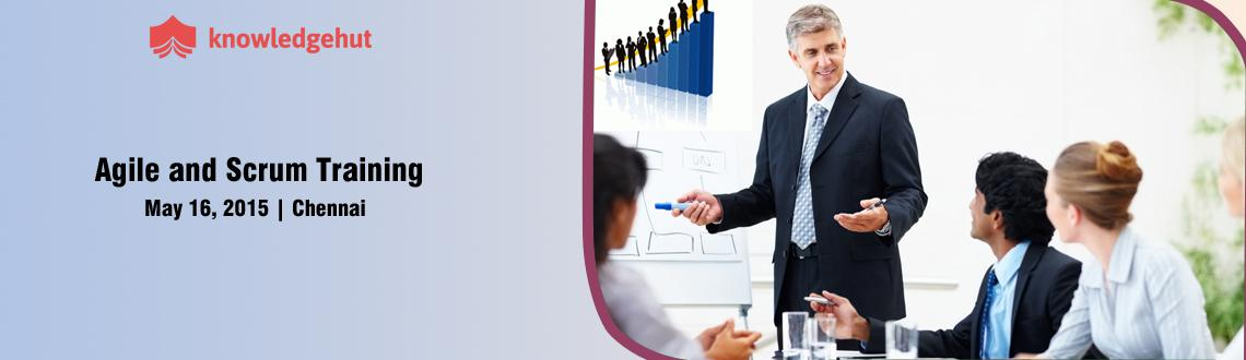 Book Online Tickets for Agile and Scrum Training in Chennai, Ind, Chennai.  Agile and Scrum Training in Chennai, India http://www.knowledgehut.com/agile-management/agile-and-scrum-training-chennai/TCL36  Course Overview:  Scrum is the most popular form of Agile methodology and is used the world over