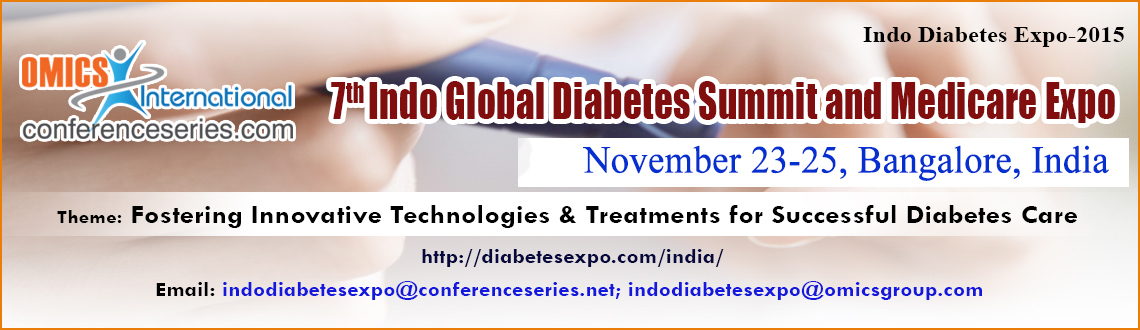 Book Online Tickets for 7th Indo Global Diabetes Summit and Medi, Bengaluru. OMICS International Organizes 1000+ Global Events inclusive of 300+ Conferences, 500+Worshops and 200+ Symposiums Every Year across USA, Europe & Asia with support from 1000 more scientific societies and Publishes 500+ Open access journals which