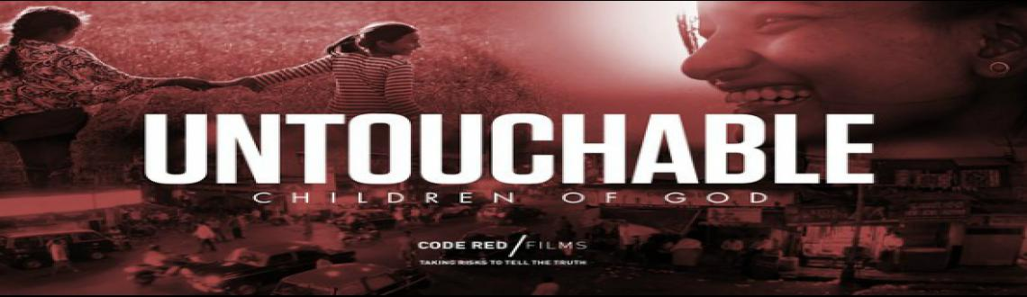 Book Online Tickets for Untouchable - Children of God, Chennai.  Website & trailer here...In the brothels of India, young girls perish everyday. A mere 1% of these sex slaves ever escape or get rescued. Look into the eyes of young survivors as they share their stories and you will be touched by the untouchab