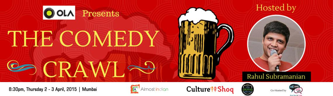 The Comedy Crawl