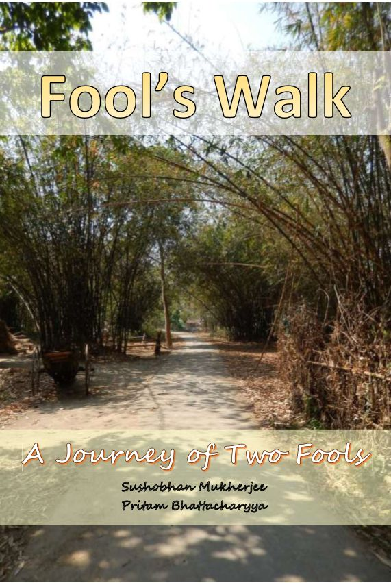 Book Launch : Fools Walk : A Journey of two Fools