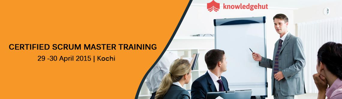 Certified Scrum Master Training (CSM) in Kochi, India