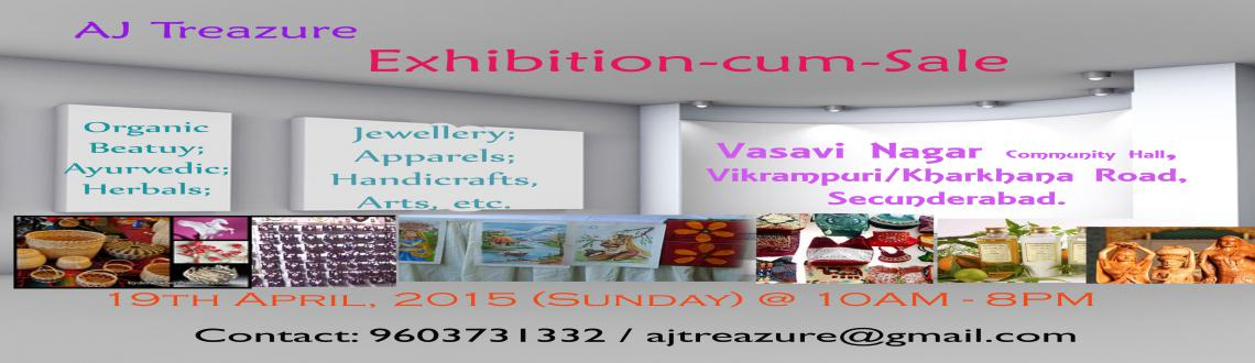 AJ Treazures Exhibition  Sale