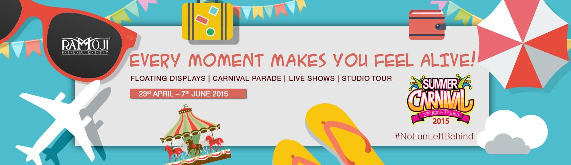 Ramoji Summer Carnival Celebrations 2015