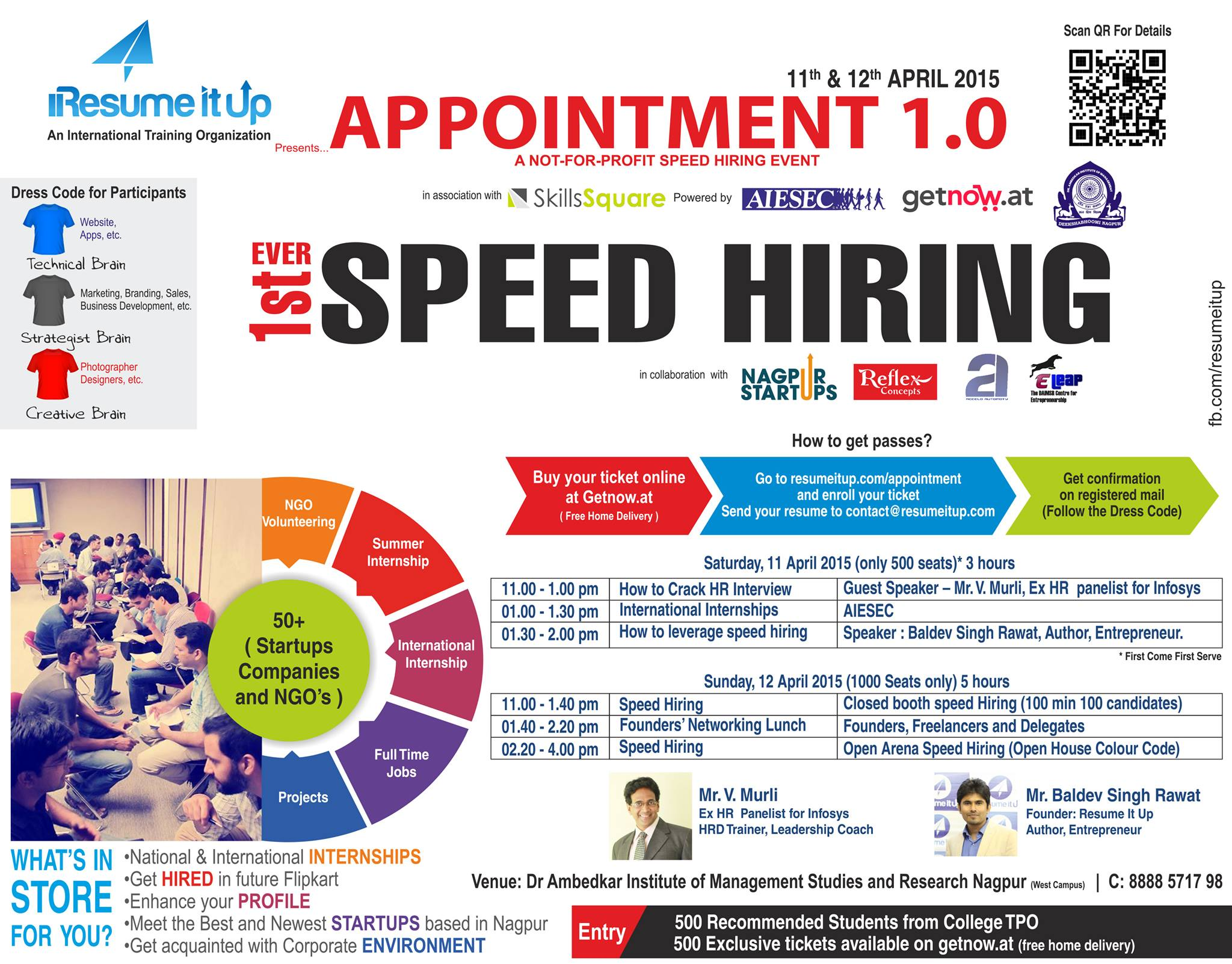 APPOINTMENT 1.0