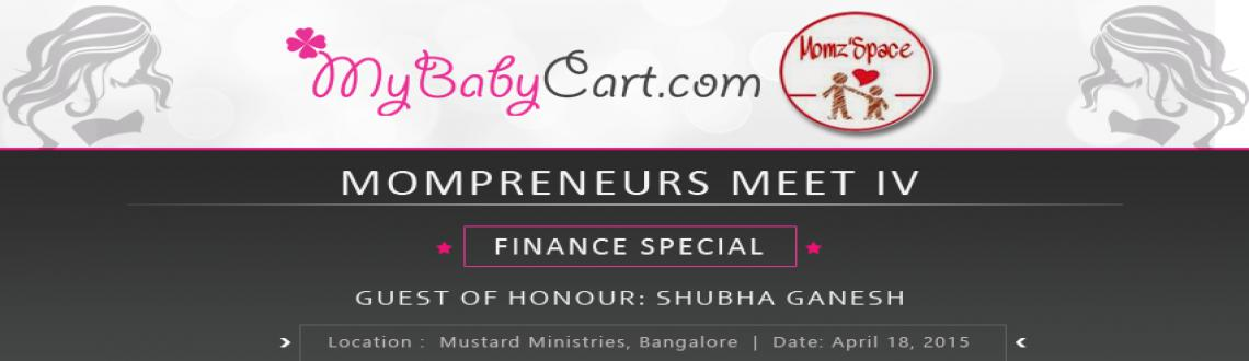Mompreneurs Meet IV - Finance Special