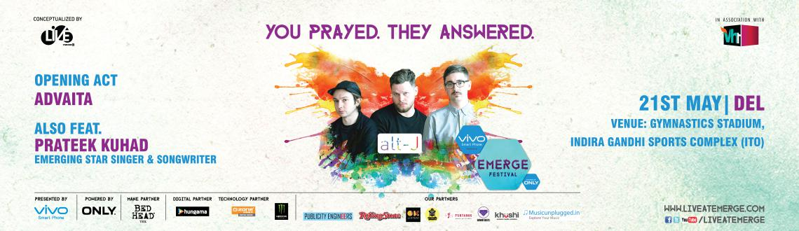 VIVO Presents Emerge Festival NCR1