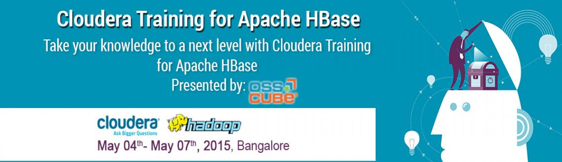 Book Online Tickets for Cloudera Training for Apache HBase at Ba, Bengaluru. Have a basic understanding of Apache Hadoop as a developer? Now expand your capabilities by using Apache HBase as a distributed data store to achieve low-latency queries and highly scalable throughput. OSSCube brings Cloudera Training for Apache HBas