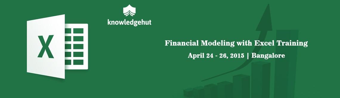 Financial Modeling with Excel Training in Bangalore, India