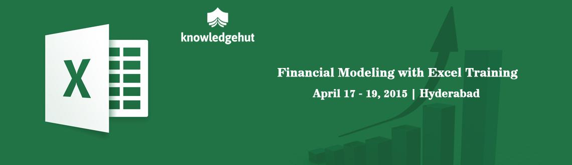 Book Online Tickets for Financial Modeling with Excel Training i, Hyderabad.  
