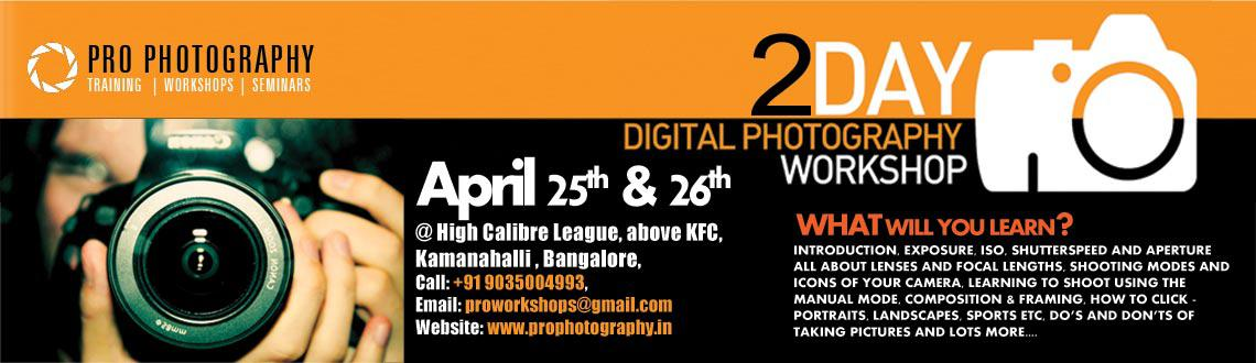 Book Online Tickets for Digital Photography workshop, Bengaluru. Whether you\\\'re a complete newbie or amateur photographer... and no matter what digital camera gear you own, our events are built for exploration & learning - building your confidence and expanding your horizons. Our photography meetups are fam