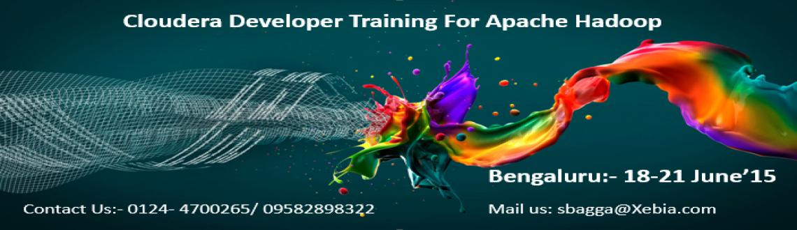 Cloudera Developer Training l Bangalore (18-21 June 2015)