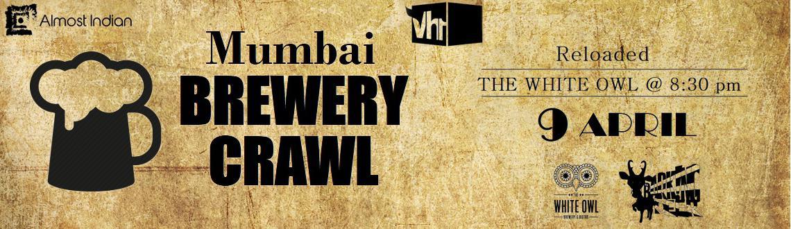 The Mumbai Brewery Crawl - Reloaded