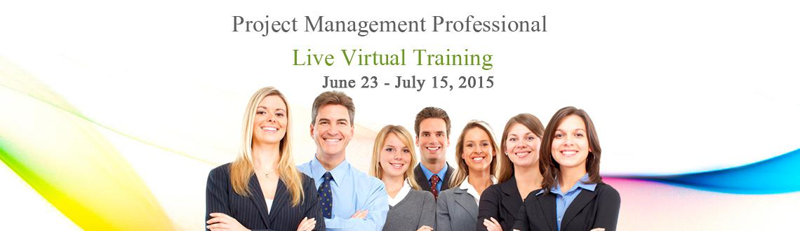 Book Online Tickets for Project Management Professional Live Vir, . Course Overview