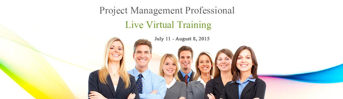 Project Management Professional Live Virtual Training