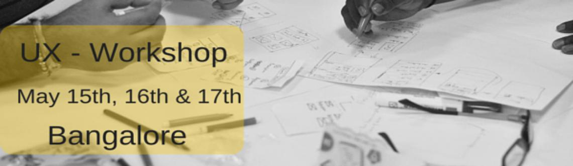 3 Day User Experience Design  Prototyping Workshop