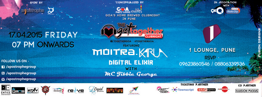 The Get Together Goa CLUB NIGHTS PUNE 1