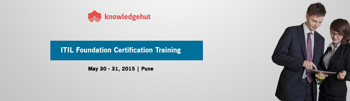 Book Online Tickets for ITIL Foundation Certification Training i, Pune.  