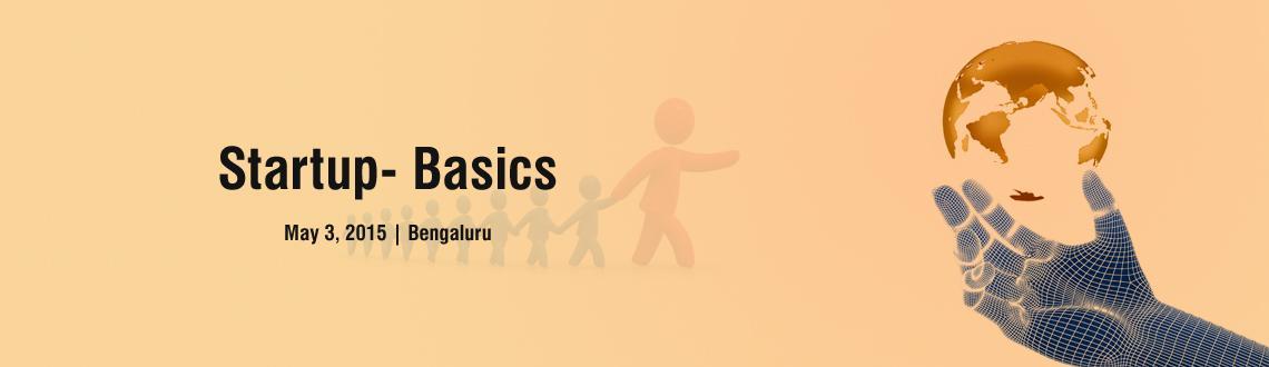 Startup- Basics