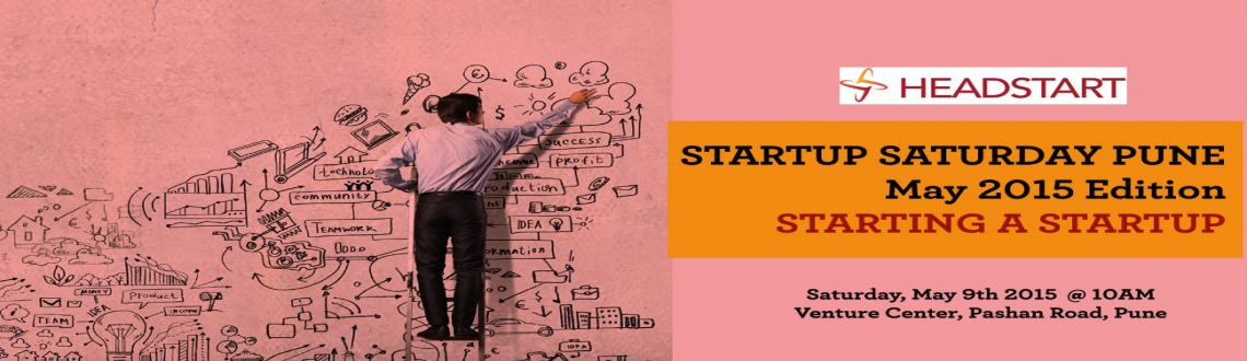 Book Online Tickets for STARTUP SATURDAY PUNE, Pune. The upcoming session of Startup Saturday Pune is themed \\\