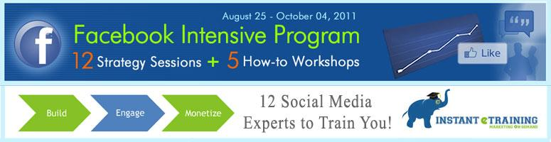 Book Online Tickets for Facebook Intensive program - Learn marke, . 