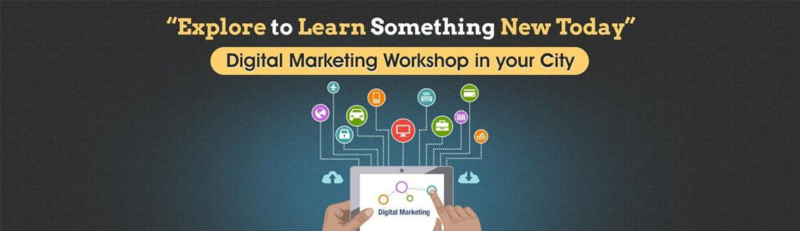 Digital Marketing Workshop in Vijaywada