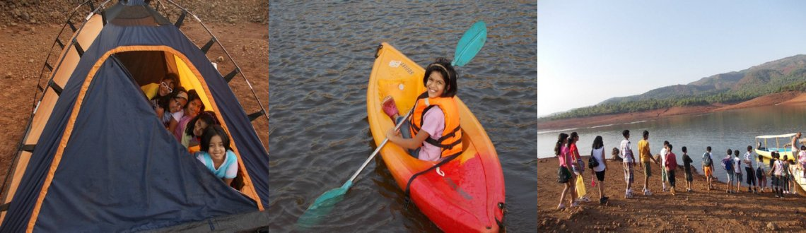 Book Online Tickets for Koyna Riverside Adventure Summer Camp, Mahabalesh. Venue : Koyna BackwatersAge group – 07 to 15. Duration - 3nights/4days.Dates :27th to 30th April 2015Get in touch for complete program schedule at 9923770077.This summer send your children (Age - 07 to 15) to a unique riverside summer camp